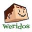 Icon of Minecraft Server Weridos Survival