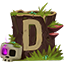 Icon of Minecraft Server Desteria