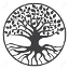 Icon of Minecraft Server Yggdrasil - The universe of Lindegaard