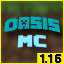 Icon of Minecraft Server Oasis SMP