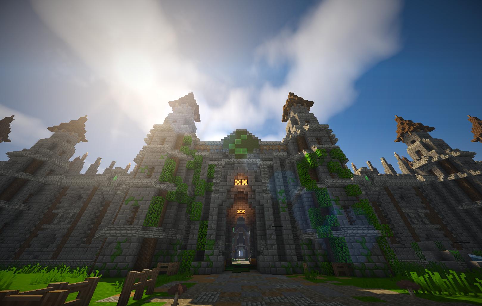 Minecraft server Wynncraft