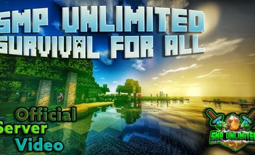 SMP Unlimited server trailer!