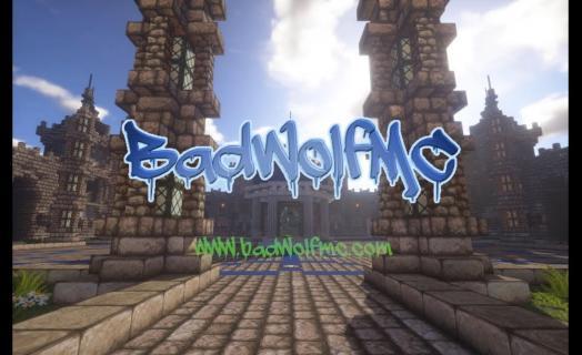 BadWolfMC: An Adult Minecraft Server (trailer)