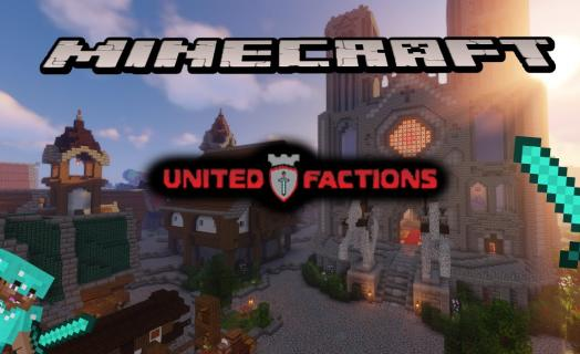 Minecraft United Factions released!