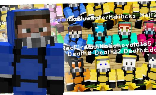 A corona awareness event that happened on Royal Blue server!