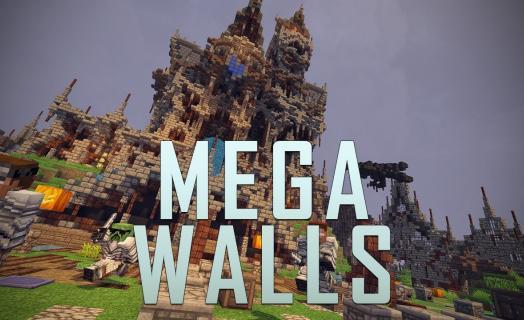 Hypixel Minigame Mega Walls
