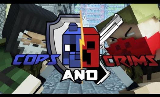 Cops and Crims – Hypixel Minecraft Minigame