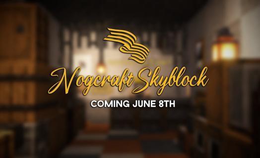 Nogcraft Skyblock Trailer