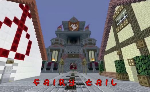 Fairy Tail RPS server Trailer