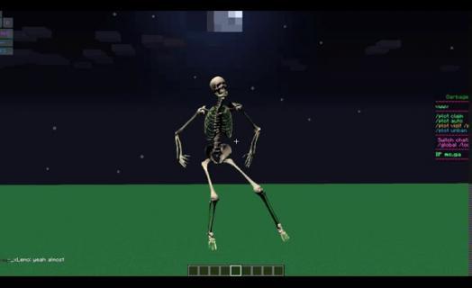Minecraft server GarbageVille