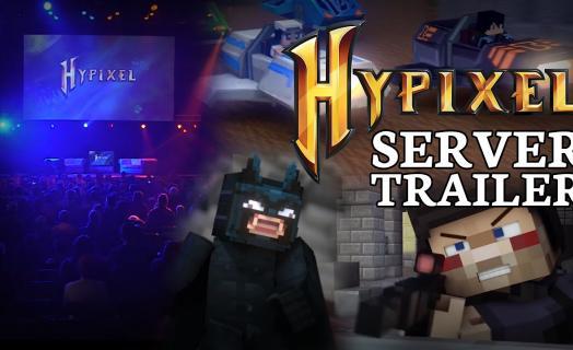 Hypixel Server Trailer